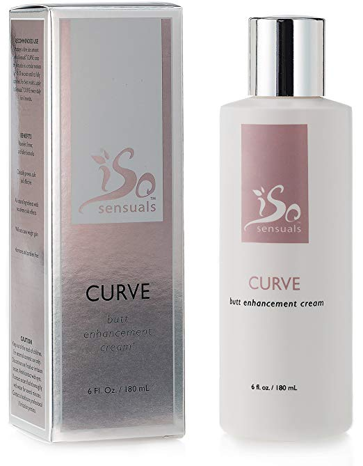 IsoSensuals CURVE Cream
