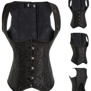 Black corset