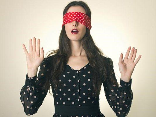 Blindfolded-Surprise