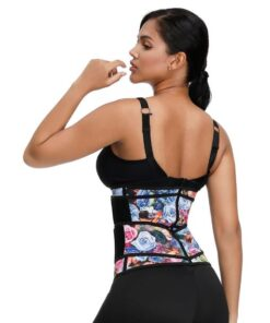 Figure Shaper 7 Steel Bones Sticker Waist Trainer Delightful Garment