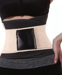 Ultra-Thin Medium Control Neoprene Waist Girdle Weight Loss