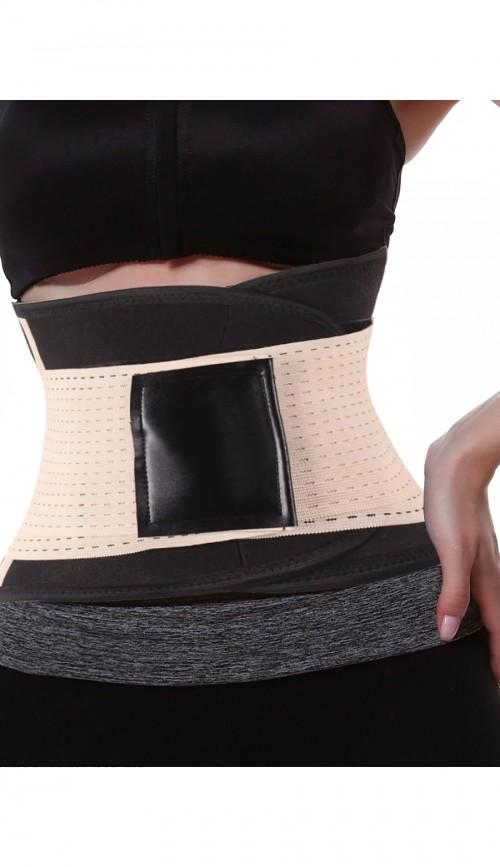 Ultra-Thin Medium Control Neoprene Waist Girdle Weight Loss
