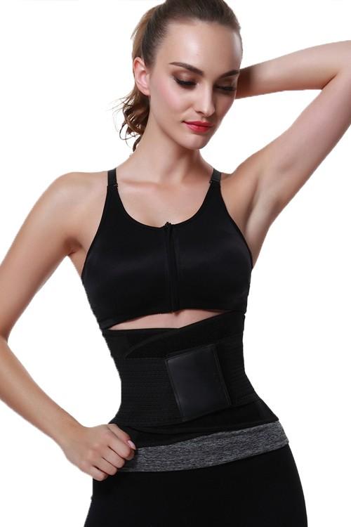 Weight Loss Fat Burn Gym Fitness Waist Trimmer Belt