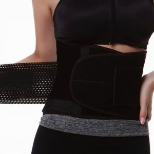Weight Loss Fat Burn Gym Fitness Waist Trimmer Belt