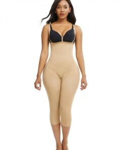 Weight Loss Skin Color Seamless Full Body Shaper Large Size Figure Slimmer