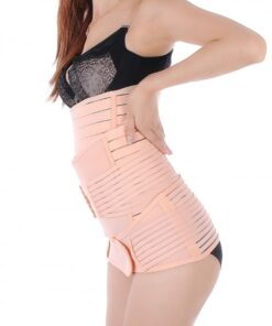 3 set Pregnant Woman Postpartum Recovery Belt Pregnancy C-Section Girdle Tummy Band Slimming Waist Belly Band