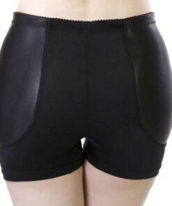 Black Padded Butt Hip Enhancer Shaper
