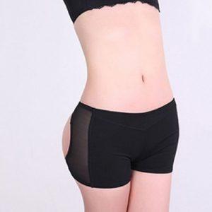 Black Women's Sexy Butt Lifter Shaper Panties Tummy Control