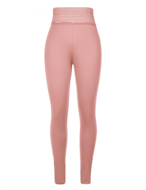 Cheeky Nude Mid Waisted Sports Leggings Push Up Female Grace