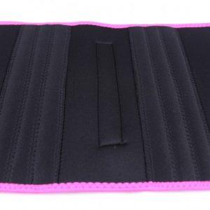 Comfortable Neoprene Black Firm Control Waist Cincher