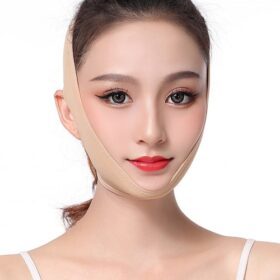 Comfortably Skin Color Sticker Face Slimming Band Open Ear Smoothers