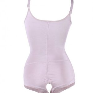 Contour Lacey Accent Zip Shapewear Best Selling