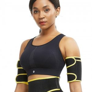Essential Yellow Adjustable Sticker Neoprene Arm Shaper Natural Shaping