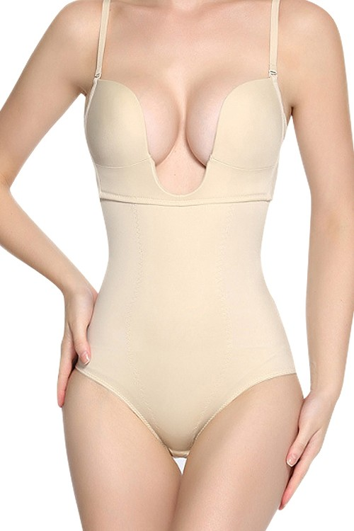 Flawless Body Slimming Shaper Undergarment Straps Shapewear