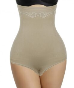 Instantly Slims Skin Color Big Size Shapewear Pants High Waist