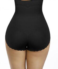 Instantly Slims Black Big Size Shapewear Pants High Waist