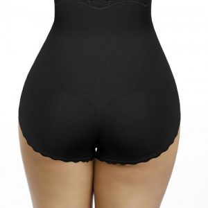 Instantly Slims Black Big Size Shapewear Pants High Waist