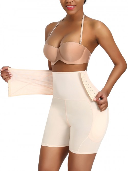 Miracle Skin Color High Waist Shaper Pants Large Size Tight Fitting