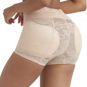 Slimming Skin Color High Waist Panty Shaper Jacquard Weave Compression