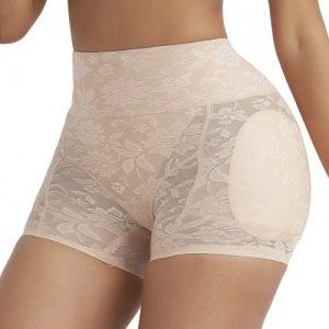 Slimming Skin Color High Waist Panty Shaper Jacquard Weave Compression