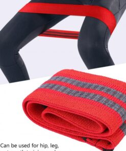 Stretchable Non-Skid Resistance Belt Colorblock