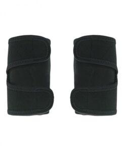 Superfit Everyday Black Two Pieces Sticker Closure Arm Shaper V Cut