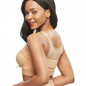 Two-Timing Skin Color Solid Color Shapewear Bar Large Size Contouring Sensation