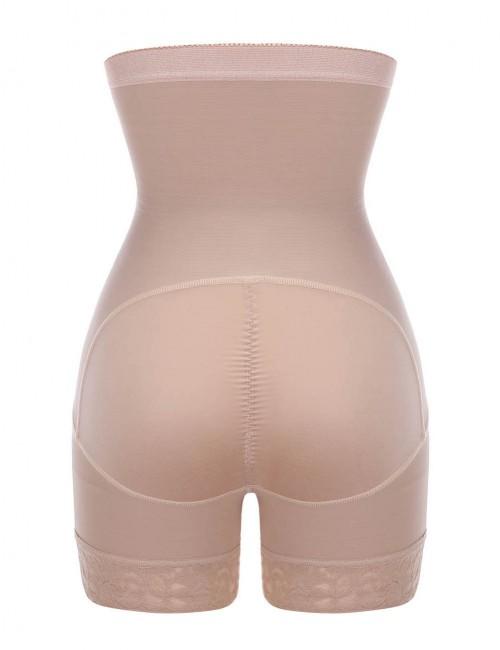 Ultra Skin Color Queen Size Butt Lifter Lace Hemline Hooks Best Materials
